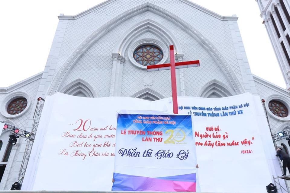 """""""Giáo lý là căn bản, là tiền đề để chúng ta sống đức tin bước theo Chúa đến cùng"""""""