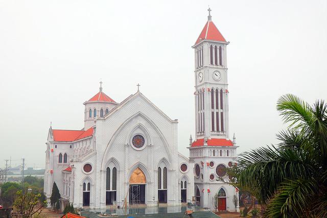 Về nơi Đất thánh: Trung tâm Hành hương thánh Phêrô Lê Tùy - Bằng Sở