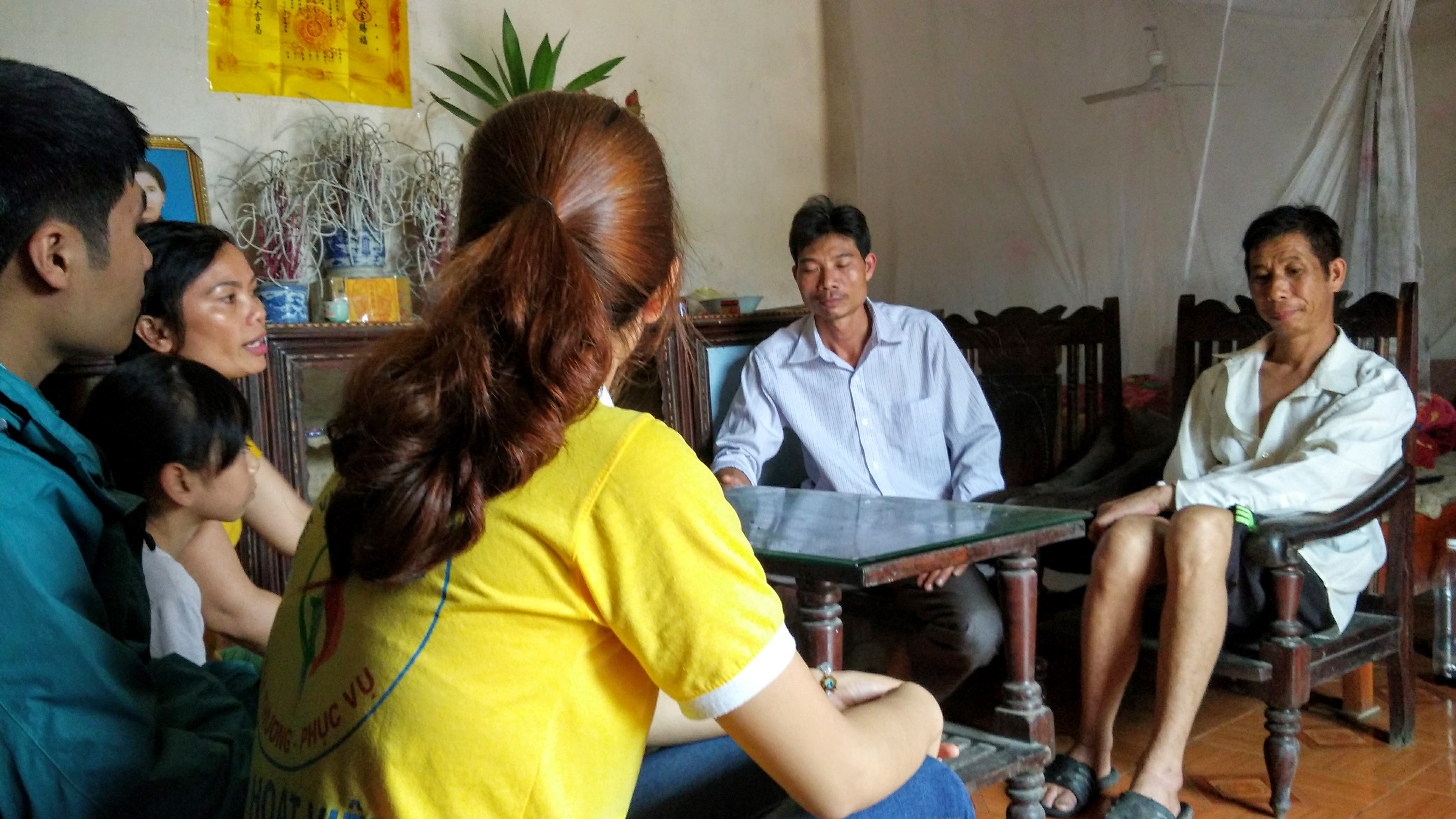 Tâm tình Tri Ân sau chương trình Thiện nguyện Men Phục Sinh 2018 của Nhóm SVCG Xuân Hòa