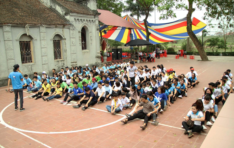 """SVCG NIEM Quảng bá Ơn gọi 2018: """"Niềm vui thuộc trọn về Chúa và phục vụ anh em"""""""