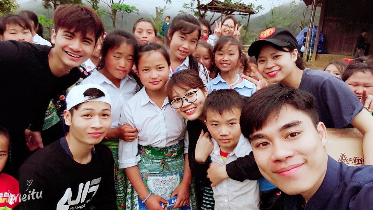 Thiện nguyện 2018 của Nhóm SVCG Hà Thành #5: Tà Ghênh - Bài học để trưởng thành
