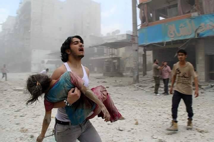 ĐGH Phanxicô kêu gọi mọi người cầu nguyện cho hòa bình ở Syria và thế giới