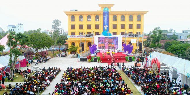 Lễ Truyền thống Sinh viên Công giáo Tổng Giáo phận Hà Nội lần thứ 22