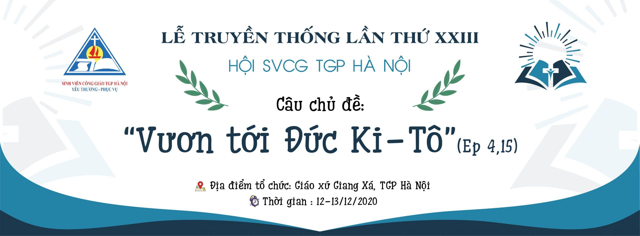 Hội Sinh Viên Công Giáo TGP Hà Nội